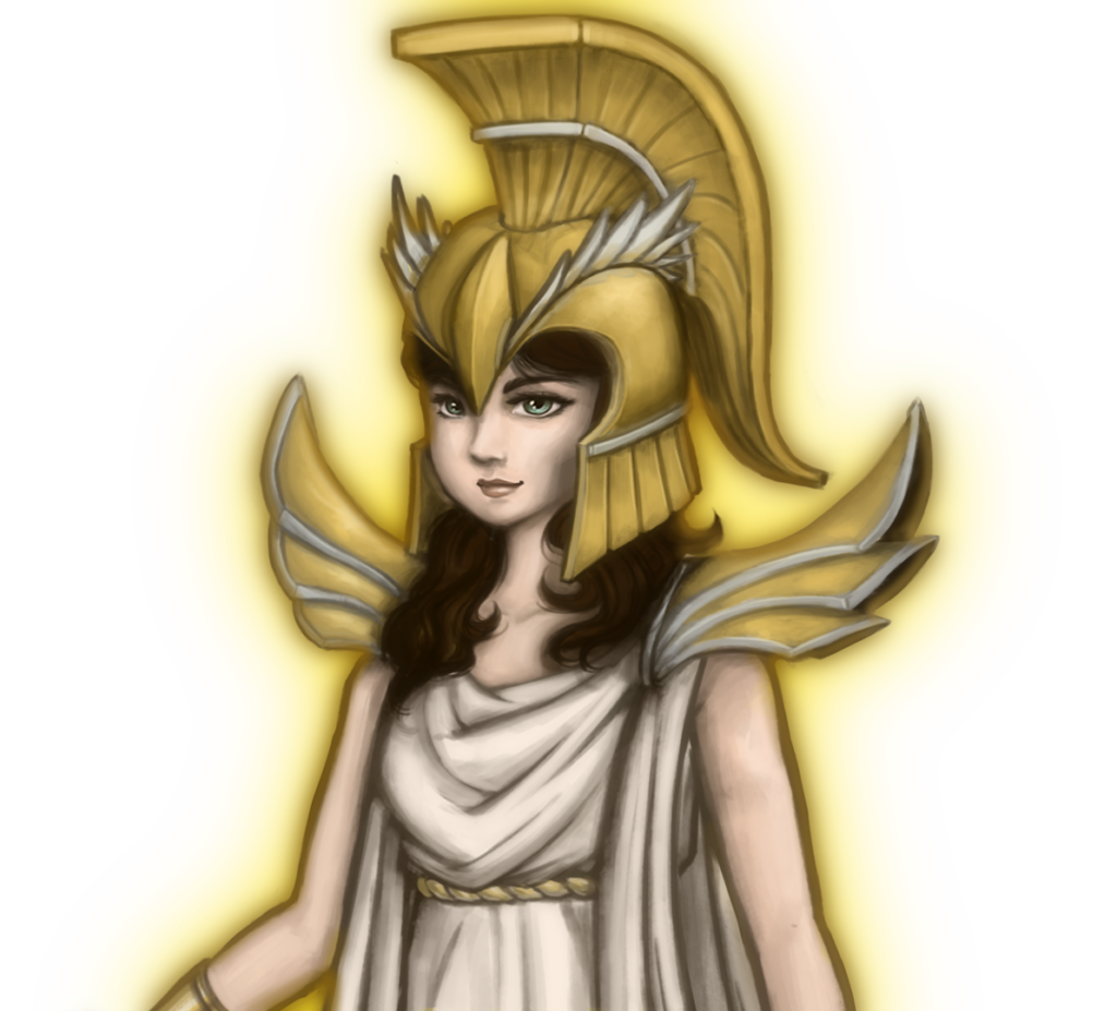 Athena for our first game