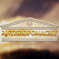 Anthropomachy's Logo